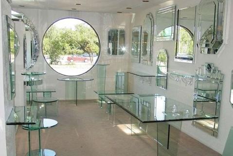 Сотрудничество с компанией «Стекломастер» - изготовление зеркал
